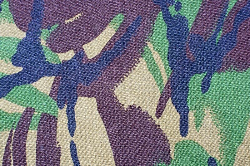 Britten bestrijden Camouflage vector illustratie