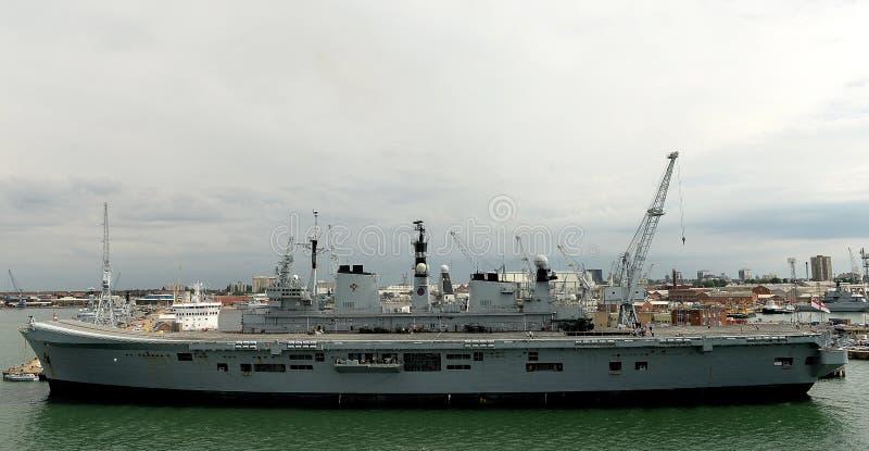 Brittiska krigsskepp