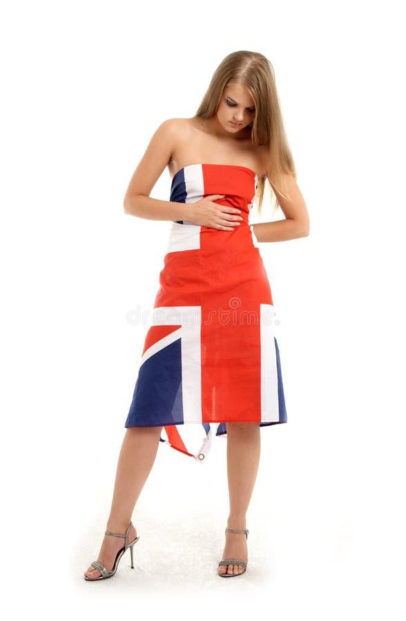 brittiskt royaltyfri fotografi