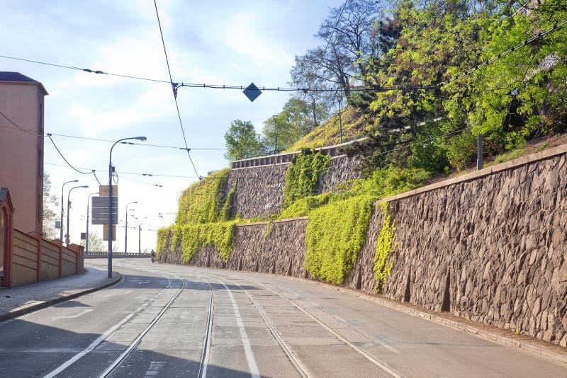 Brno. Stadtbild lizenzfreie stockfotos