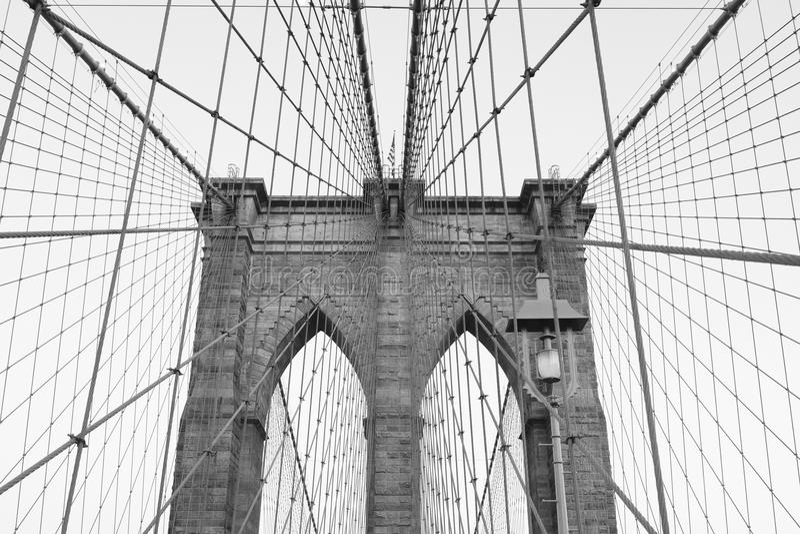 bro brooklyn arkivbilder