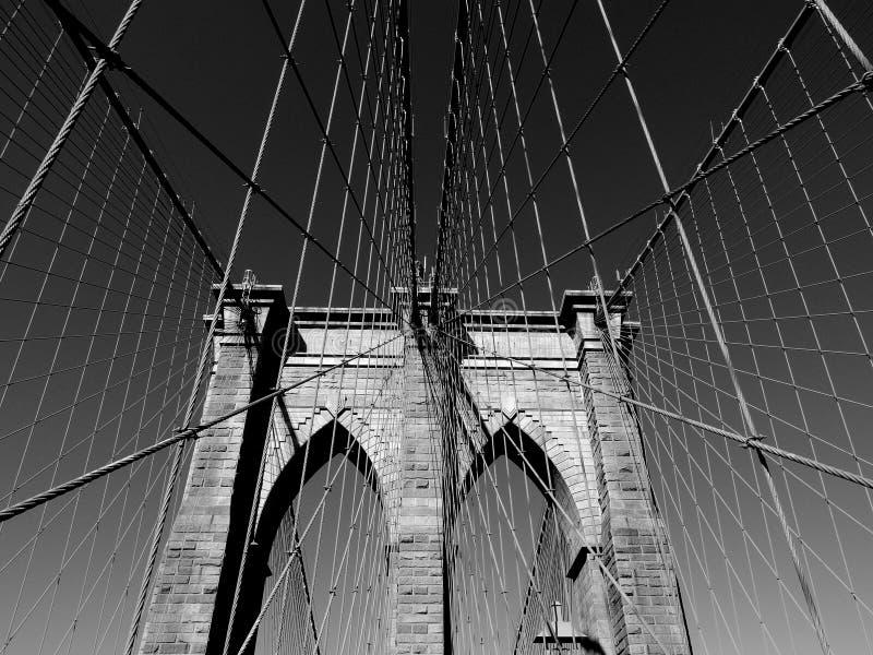 bro brooklyn arkivfoto