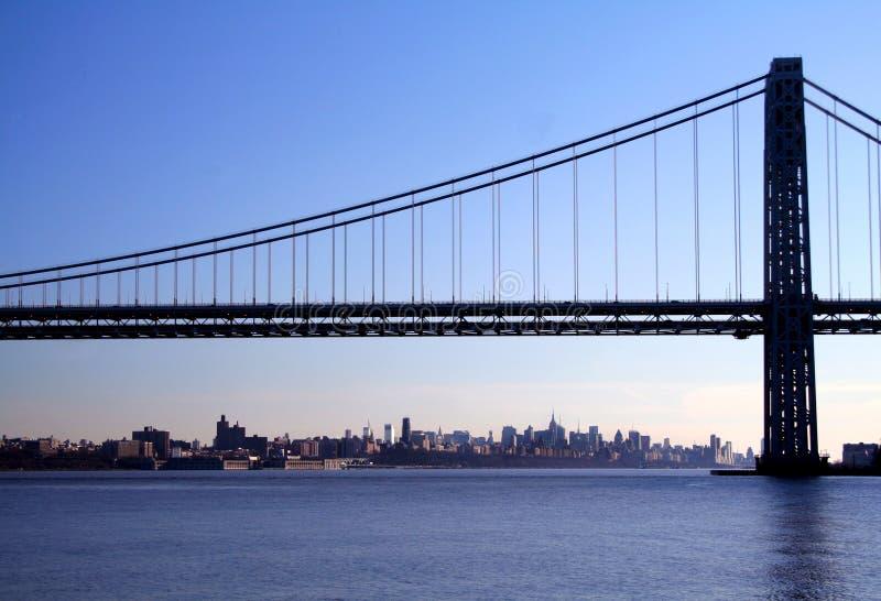 bro George Washington arkivbilder