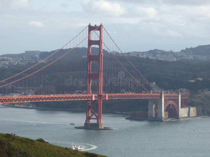 Bro på ett avstånd arkivbild