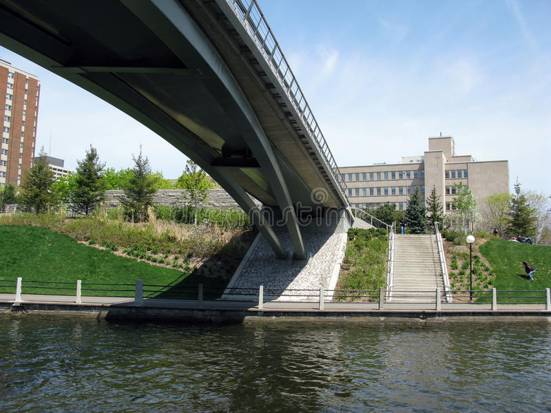 bro under arkivbilder