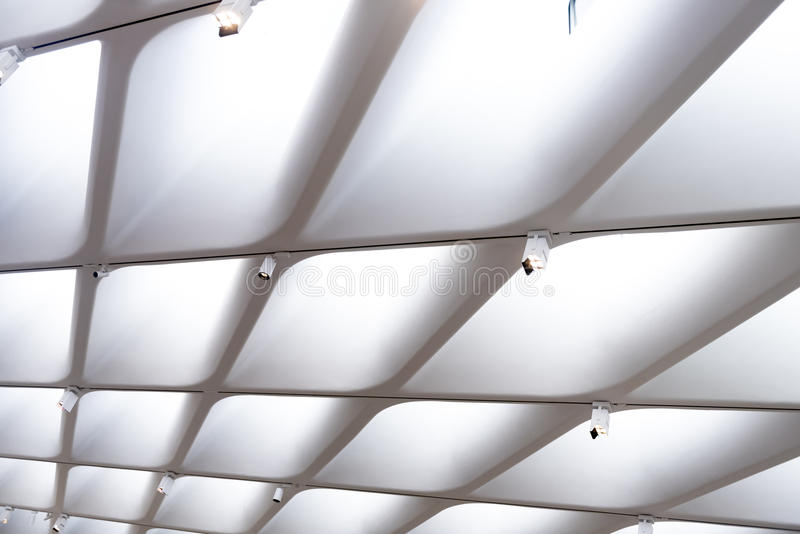 The Broad museum royalty free stock photography