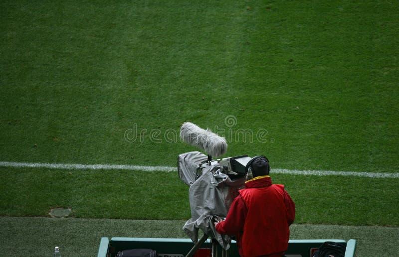Download Broadcast arkivfoto. Bild av kamera, framstegsvän, skrivbord - 975004