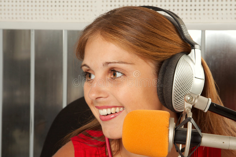 Download Broadcasting stock photo. Image of activity, person, broadcasting - 5874454