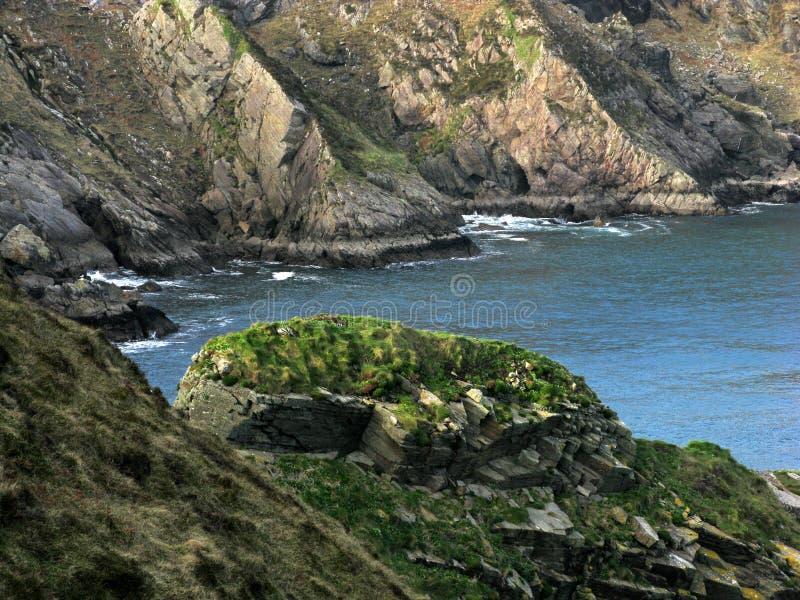 Download Broadhaven bay stock image. Image of coast, ireland, water - 8383475