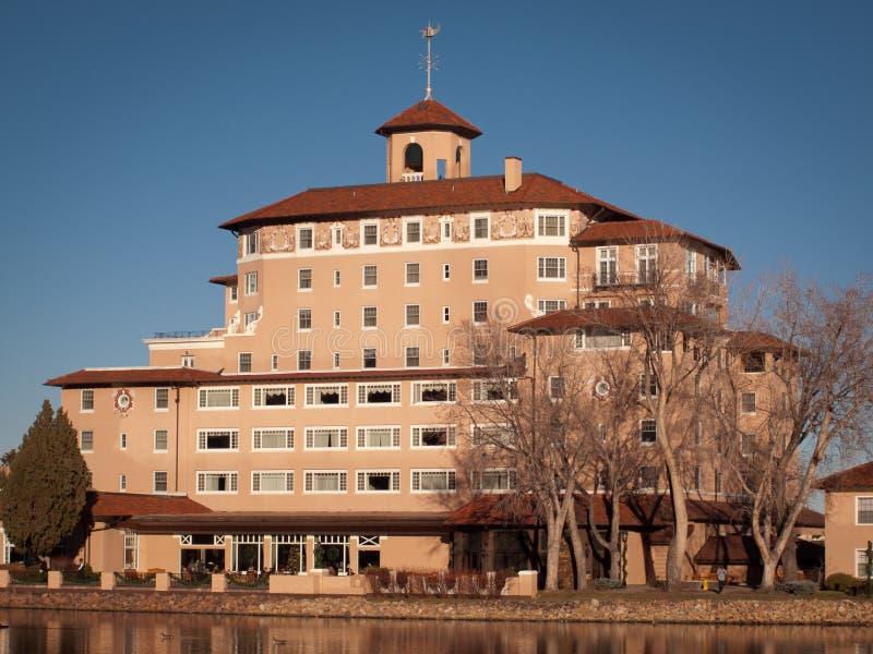 Broadmoor hotel obraz royalty free