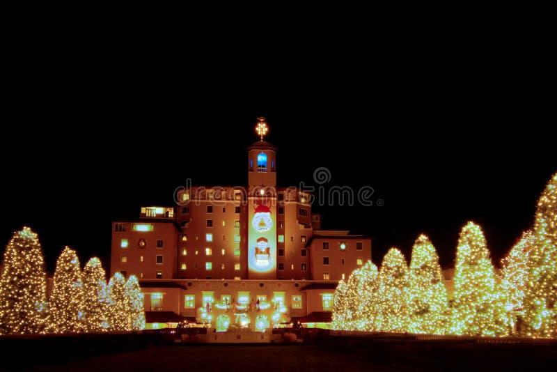 Broadmoor hotell arkivfoto