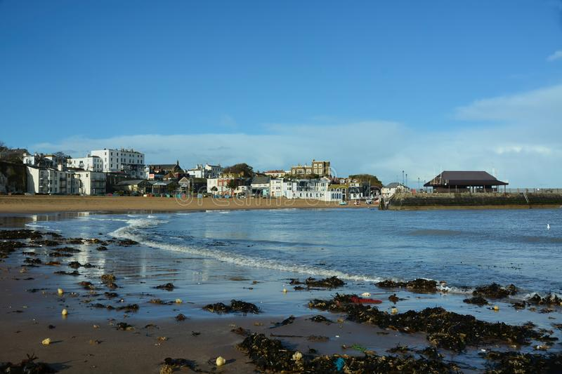 Broadstairs Kent, Gro?britannien stockfotos