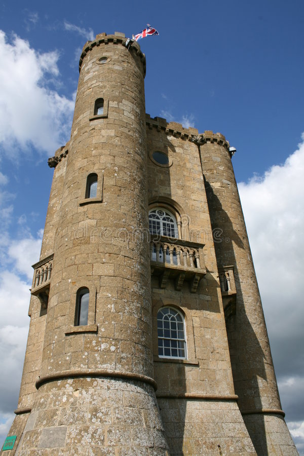 broadway πύργος στοκ εικόνες