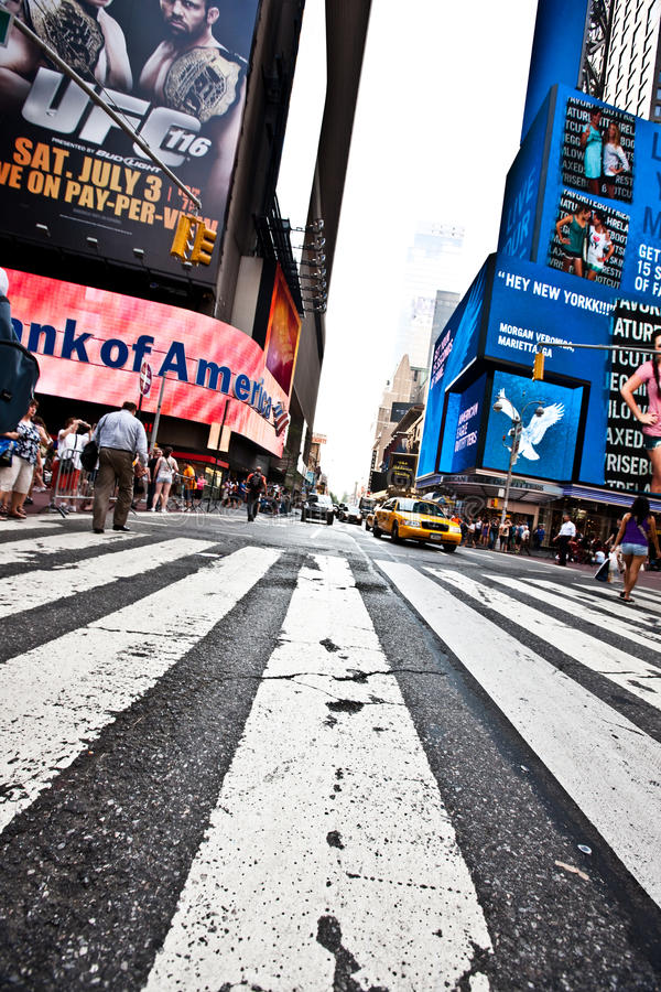 Broadway foto de stock royalty free