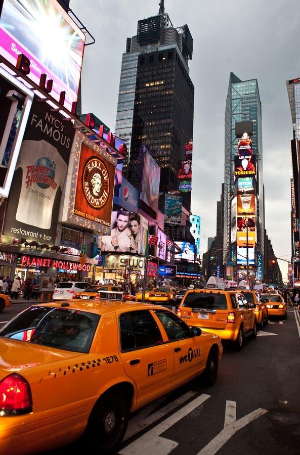 Broadway photos libres de droits