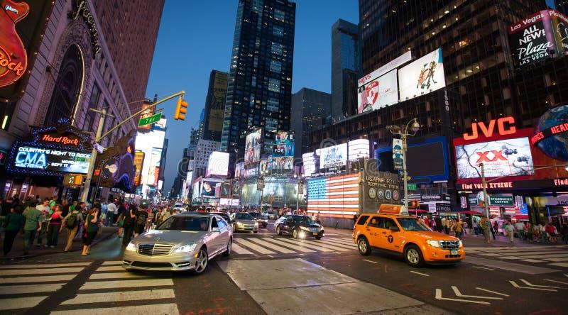 Broadway imagem de stock royalty free