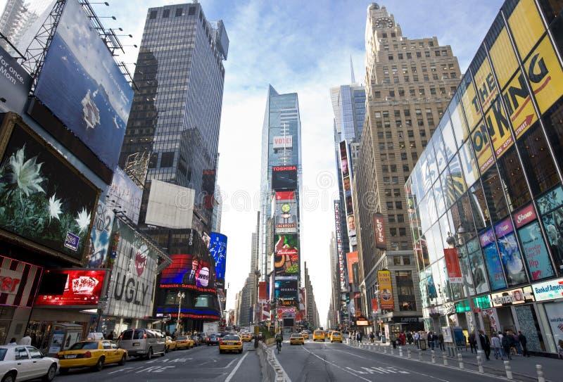 Broadway imagem de stock