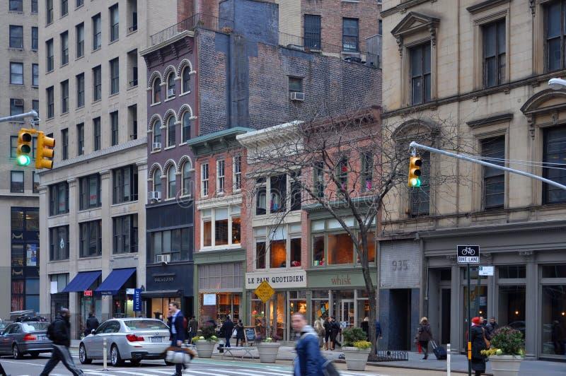 Broadway, Manhattan, New York City fotos de stock