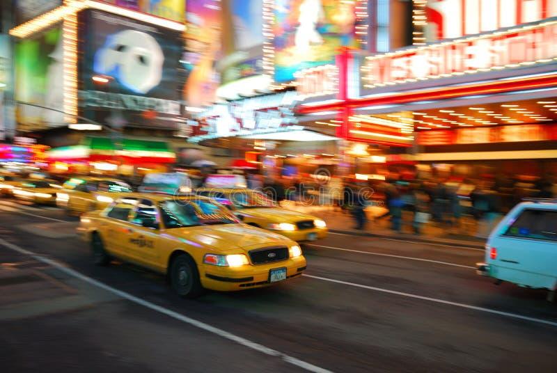 Broadway, New York City foto de archivo libre de regalías