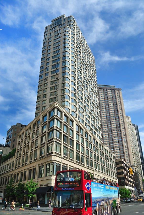 Broadway New York City imagem de stock royalty free