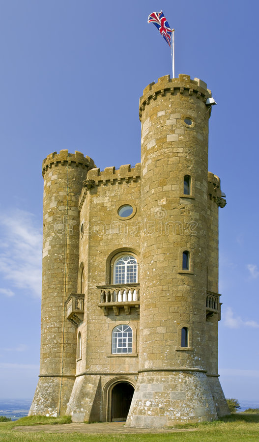 Download Broadway tower stock photo. Image of common, historical - 3037754