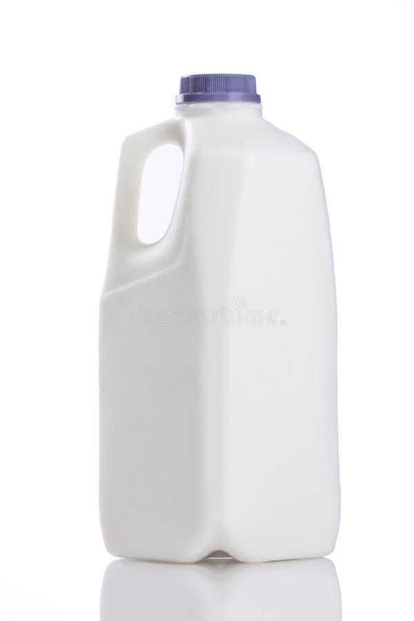 Brocca di latte fotografie stock