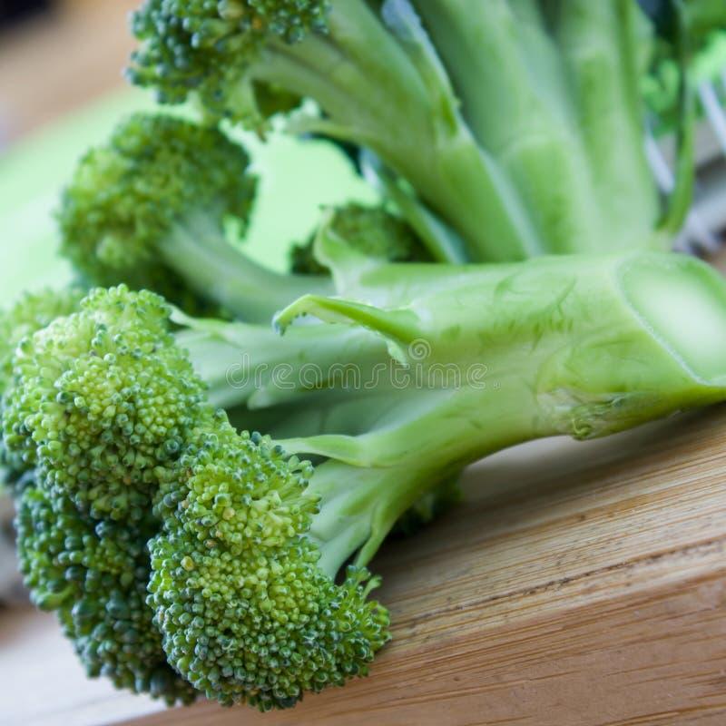 Broccoli fotografia stock libera da diritti
