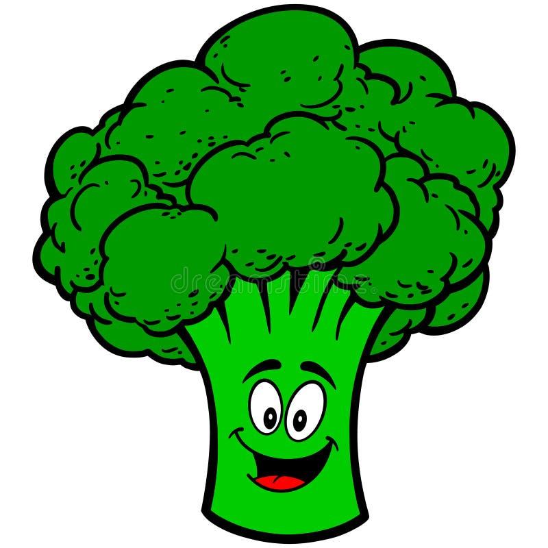 Broccoli Mascot Stock Vector Illustration Of Mascot