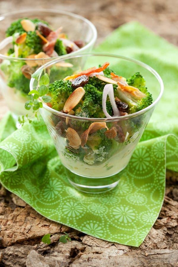 Download Broccoli salad stock photo. Image of freshness, healthy - 25610906