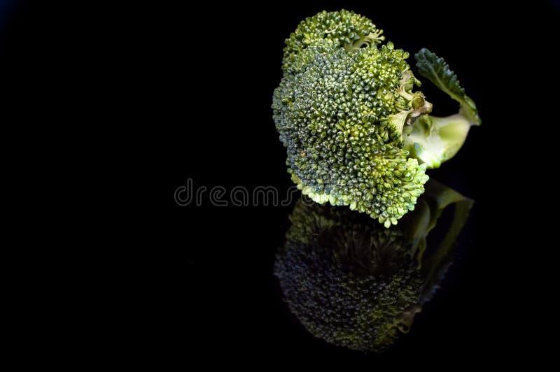 Broccolibroccoligrönsaker är välgörande arkivbild