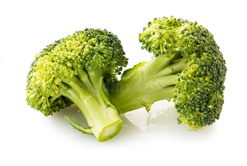 Broccolinärbilden fotografering för bildbyråer