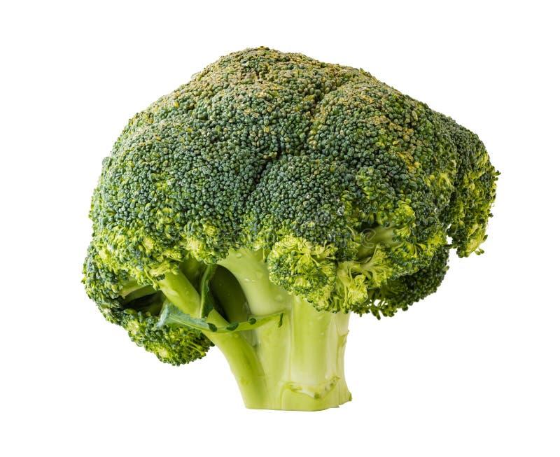 Broccolinärbilden royaltyfria bilder