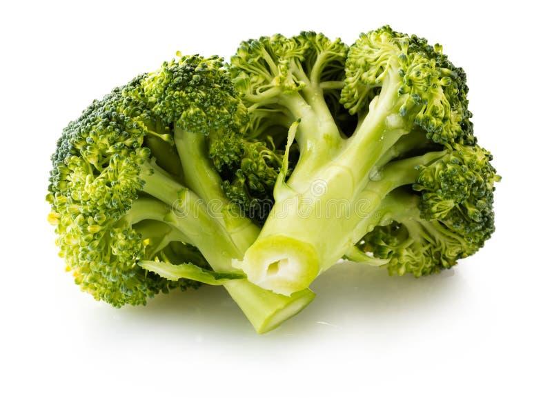 Broccolinärbilden royaltyfri fotografi