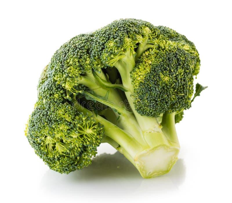 Broccolinärbilden royaltyfri foto