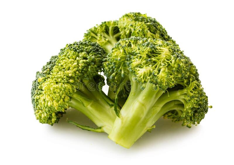 Broccolinärbilden royaltyfri bild