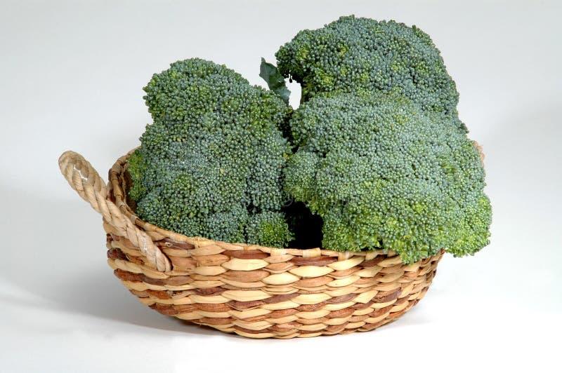 Download Broccolo fotografia stock. Immagine di background, bianco - 200596