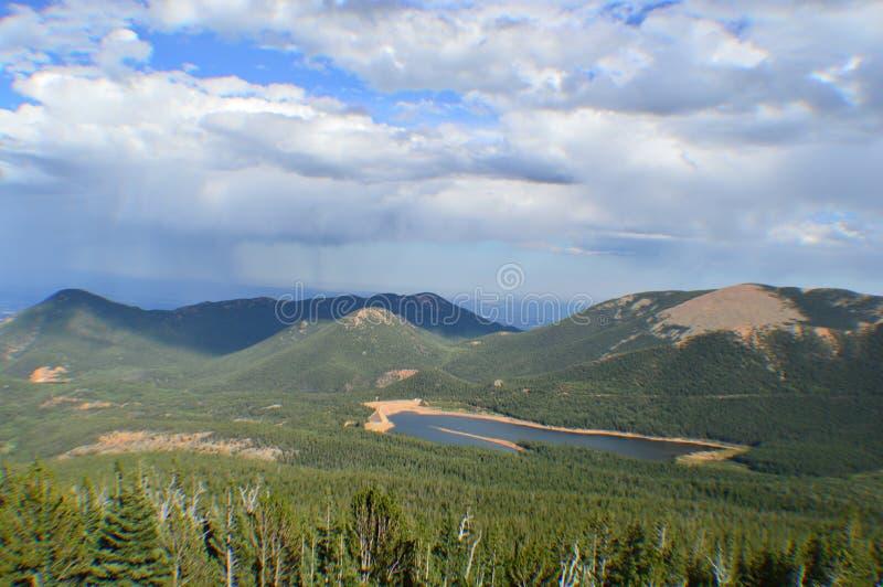 Brochets le Colorado maximal photo libre de droits