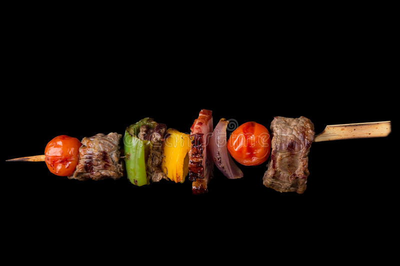 brochette image stock