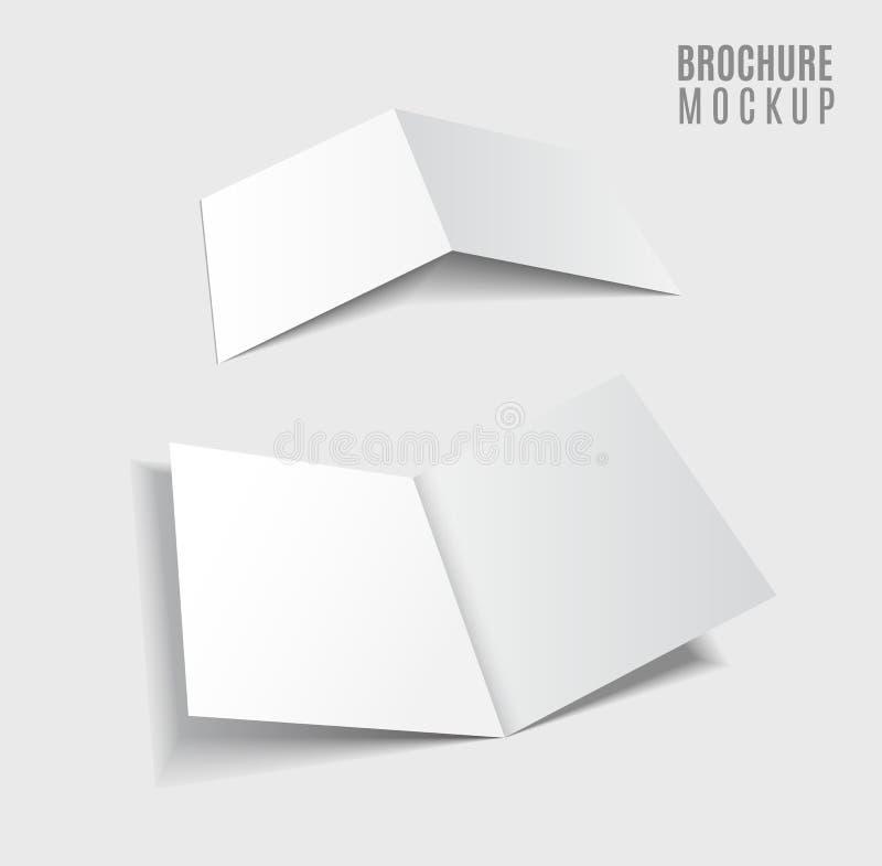 Brochure design vector illustration
