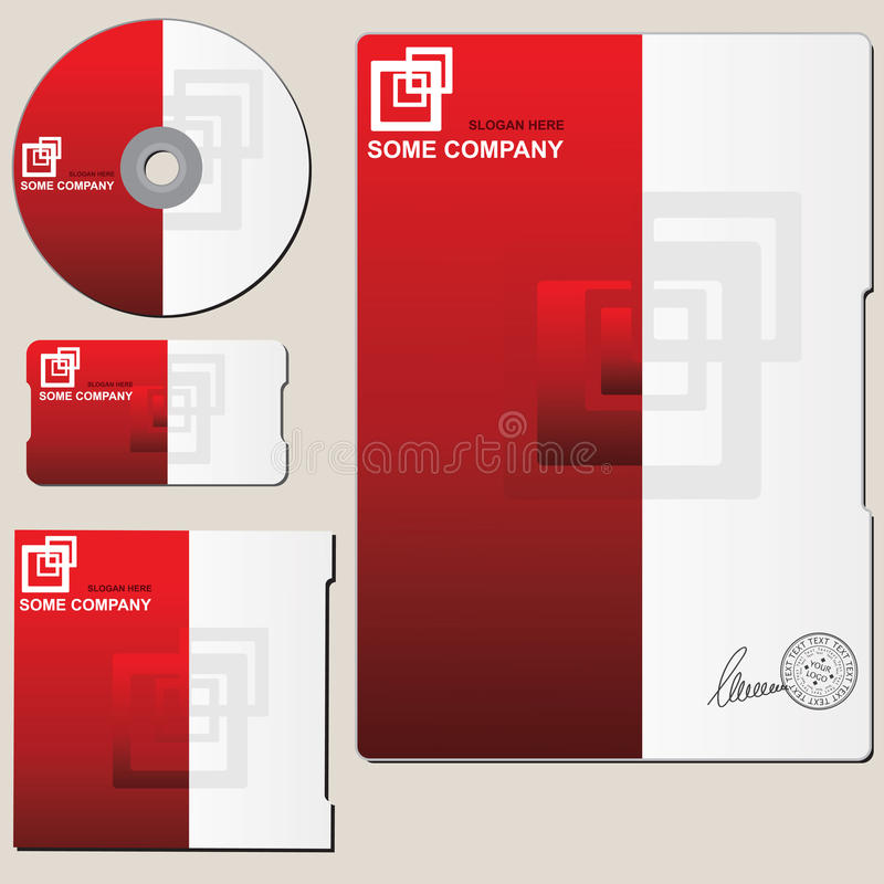 Download Brochure template stock vector. Image of cover, media - 13514027