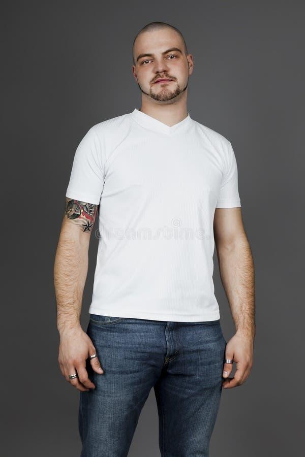 broda mężczyzna zdjęcie stock