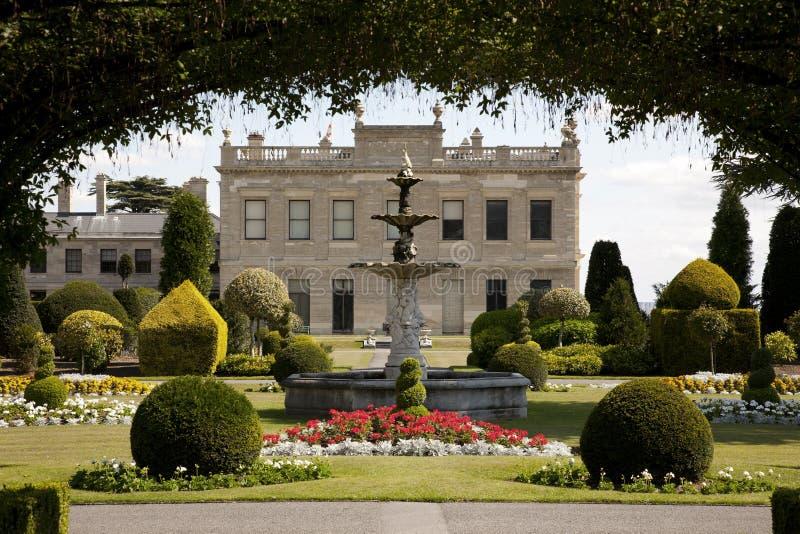 Brodsworth Hall photo libre de droits