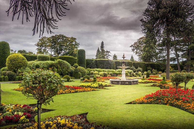 Brodsworth Hall Gardens photos libres de droits