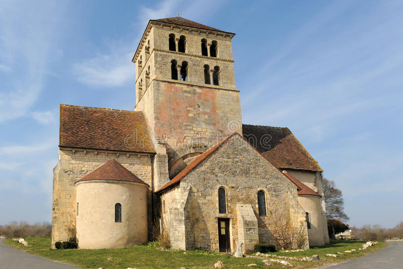 brody Kościół De Laurent święty obrazy royalty free