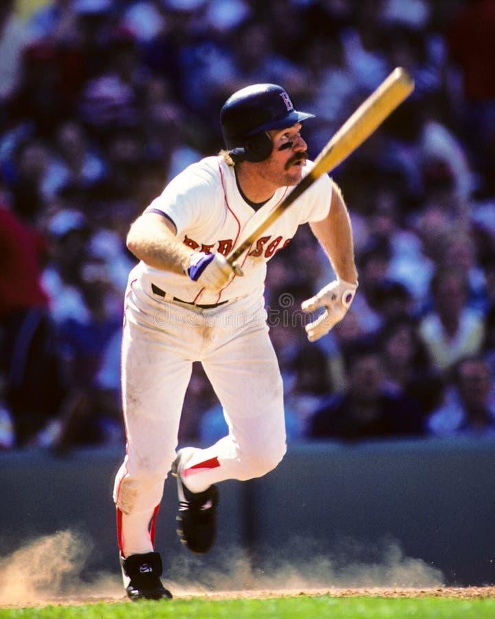 Brodzenie Boggs Boston Red Sox zdjęcie stock