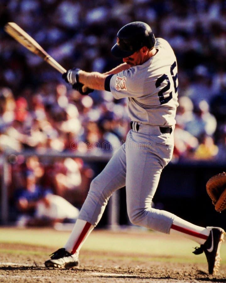 Brodzenie Boggs, Boston Red Sox zdjęcie royalty free