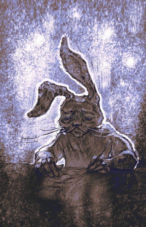 Broer Rabbit stock foto