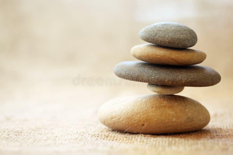 brogujący kamienie zdjęcie stock