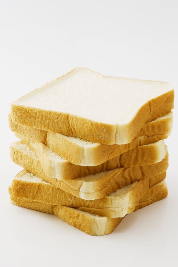 Brogujący prosty chleb zdjęcie stock