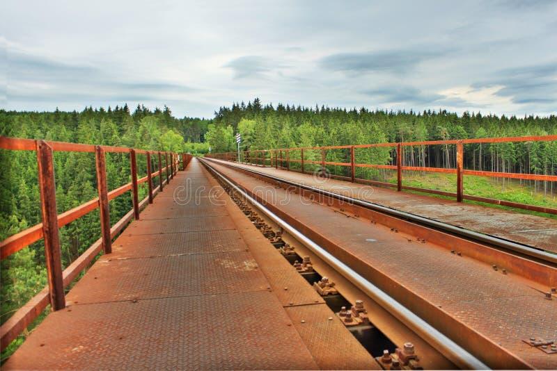 Download Brojärnväg arkivfoto. Bild av horisont, bifokal, hastighet - 19781404